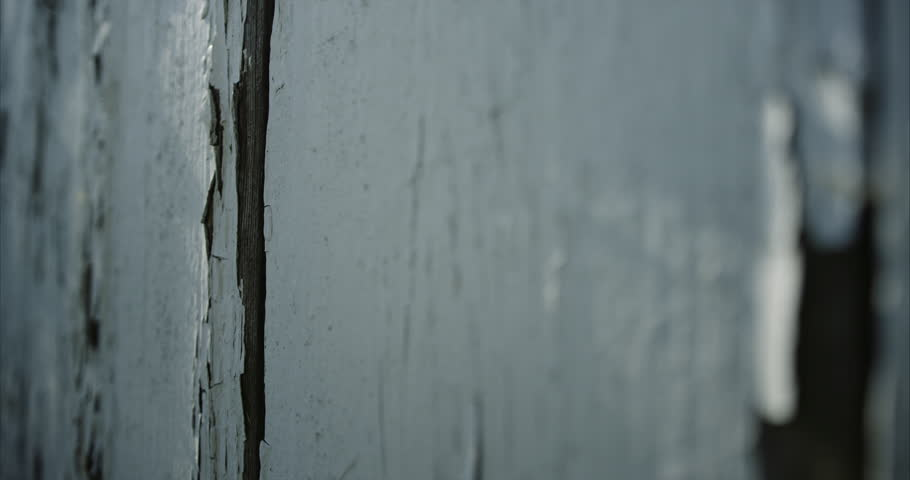 Old White Ling Siding From A Vintage Barn Weathered Wooden Walls Taken 100 Year