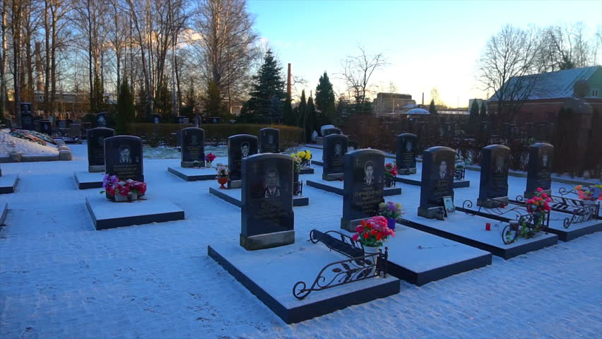 Kursk,russia ,december 1,2018 - Burial Stock Footage Video (100%  Royalty-free) 1020829732   Shutterstock