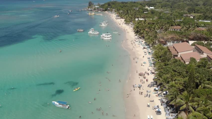 Utila Honduras One of the Stock Footage Video (100% Royalty-free)  1021959082 | Shutterstock