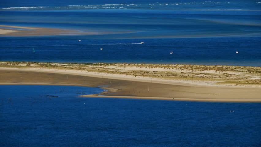 Dune Du Pilat Girondenouvelle Aquitaine France The Banc Darguin