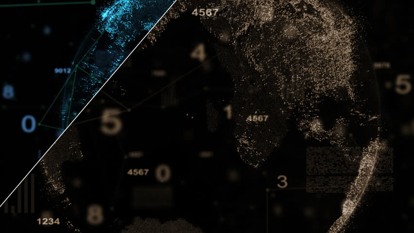 News title abstract background,4K resolution | Shutterstock HD Video #1022867482