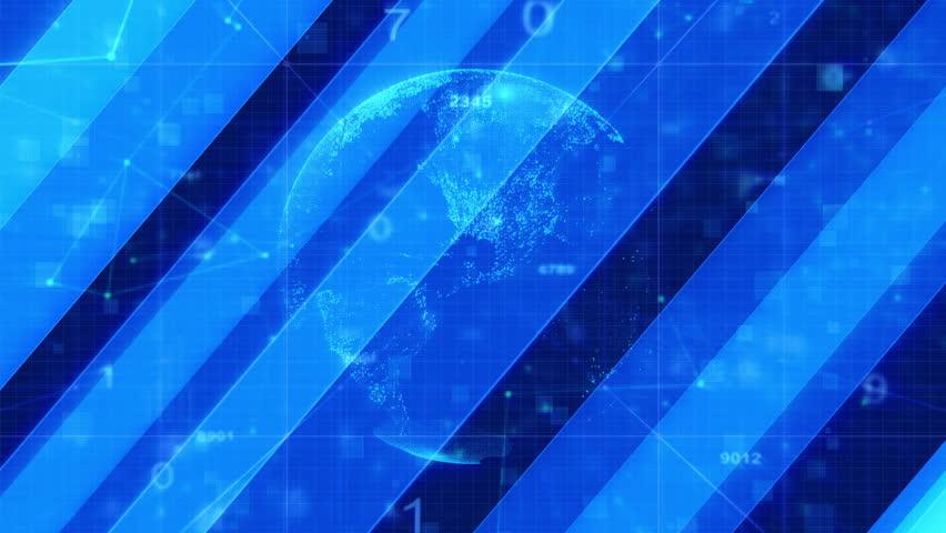News abstract background,4K resolution | Shutterstock HD Video #1022867842