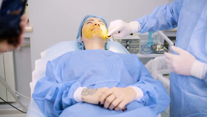 Cosmetic surgery in the clinic #1023723562