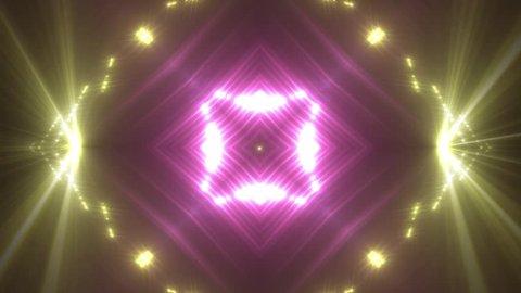 VJ Lights Pink Flashing Spot light. Wall stage led blinder blinking pink. Club concert dance disco dj matrix beam dmx fashion. floodlight halogen headlamp.