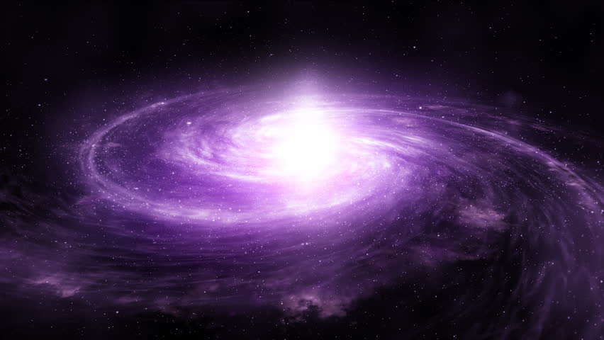 Procedural top-viewed Galaxy time lapse in 4K, %100 cgi generated. #1024073822