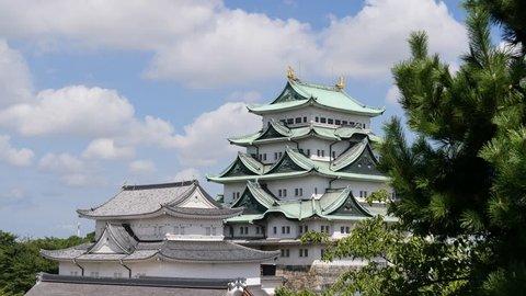Nagoya Castle (Aichi / Japan)