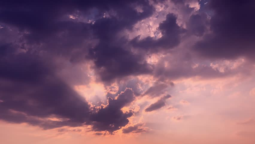 Red purple orange blue pink 4k sunset sky cloud Red purple cloudscape time lapse background Dark red purple sunset sky cloud time lapse 4k evening clouds fast moving away rolling 4k dark sunset clouds