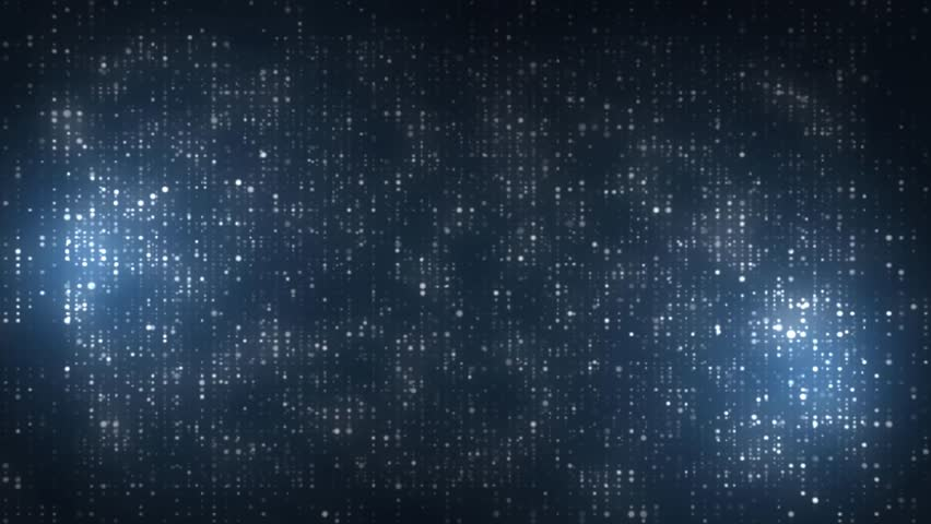 4K Blue Moving Background - Classic Dot Matrix | Shutterstock HD Video #1025255402