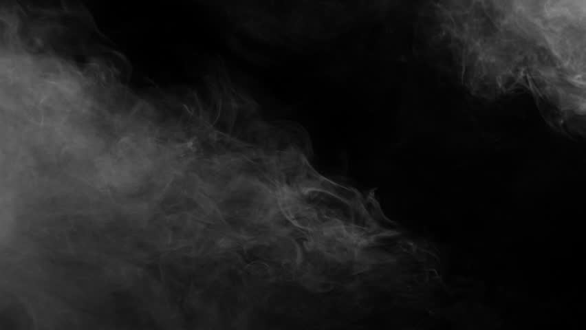 Smoke , vapor , fog - realistic smoke cloud best for using in composition, 4k, use screen mode for blending, ice smoke cloud, fire smoke, ascending vapor steam over black background - floating fog | Shutterstock HD Video #1025325392