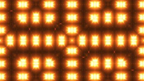 Fire and Lamp Wall , 4K Ultra HD,  Abstract  Backgrounds,   club concert dance disco dj matrix beam dmx fashion floodlight halogen headlamp  lamp night club party pub