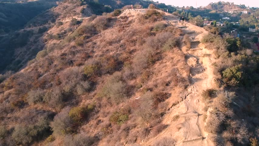 Aerial view of canyon | Shutterstock HD Video #1025927072