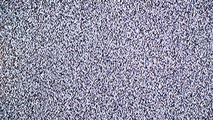 Display Television with noise grain background | Shutterstock HD Video #1026590612