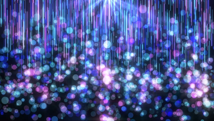 Fantastic colorful shiny background with particles looped | Shutterstock HD Video #1027882142