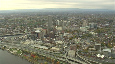 AERIAL United States-Albany 60 2008