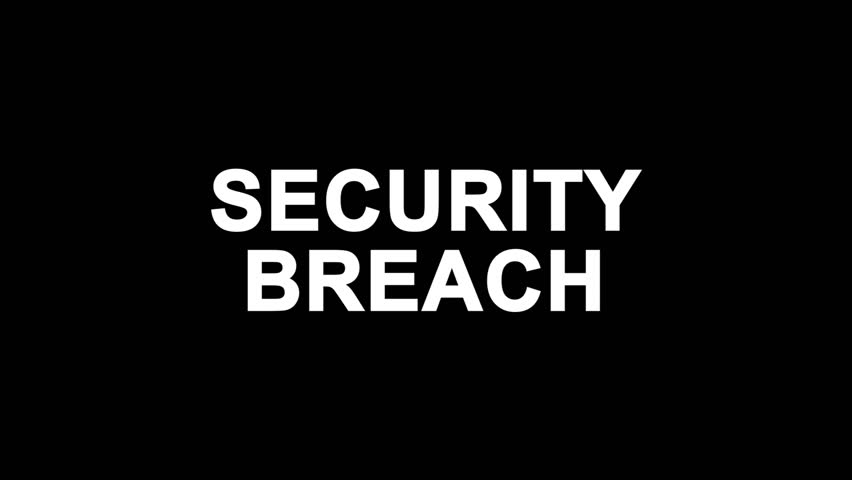 Security Breach Glitch Text Abstract Vintage Twitched 4K Loop Motion Animation . Black Old Retro Digital TV Glitch Effect Including Twitch, Noise, VHS, Distortion. | Shutterstock HD Video #1028480462