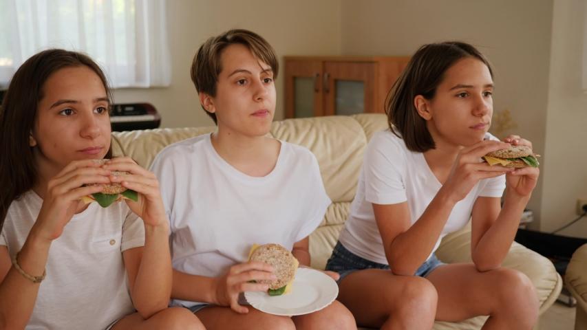 Today show teenage girls food — 7