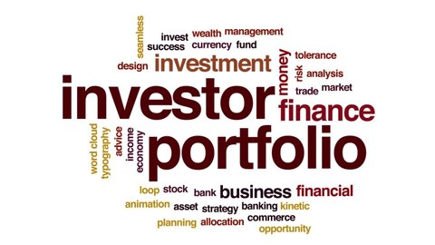 Investors Word Stock Video Footage - 4K and HD Video Clips