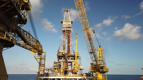 Oil Rig Workers Stock Video Footage - 4K and HD Video Clips | Shutterstock