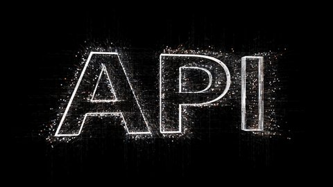 4k api application programming interface language word tag cloud,binary  computer code the matrix style binary computer code shaped text design  animation,changing from zero to one digits
