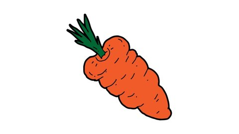 1000 Carrot Draw Stock Video Clips And Footage Royalty Free