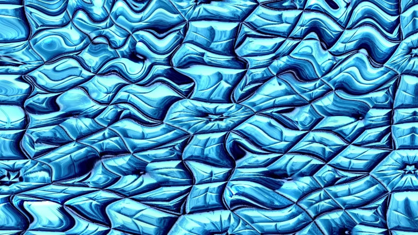 Abstract background with animation of morphing | Shutterstock HD Video #1037266202