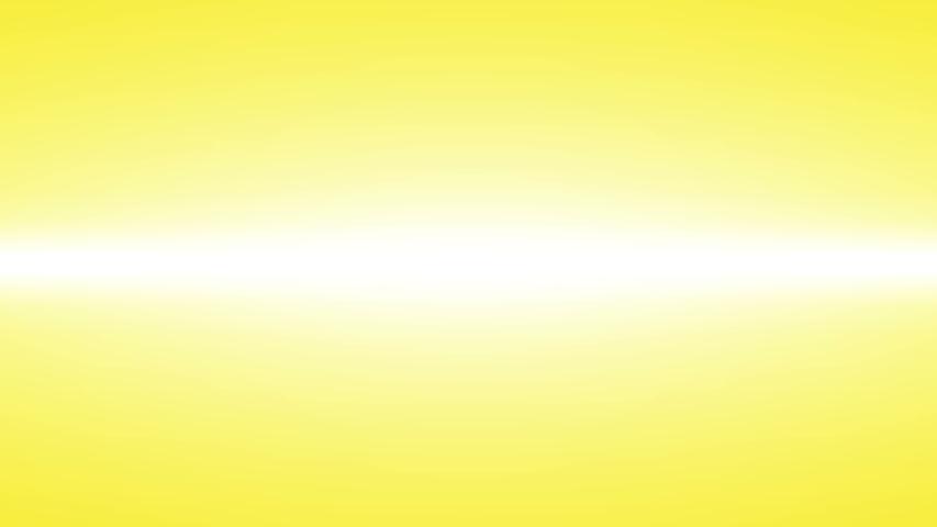 Yellow neon line effect, art video illustration. | Shutterstock HD Video #1037354252