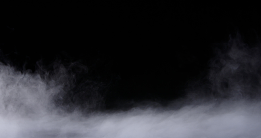 Realistic dry ice smoke clouds fog overlay perfect for compositing into your shots. Simply drop it in and change its blending mode to screen or add. | Shutterstock HD Video #1037458502