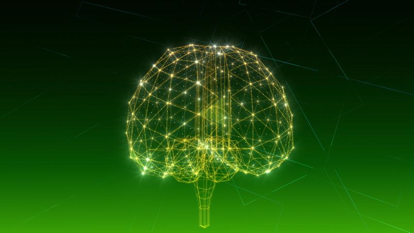 AI, artificial intelligence digital network technologies concepts Background. | Shutterstock HD Video #1038901742
