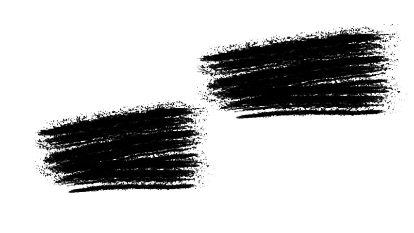 Painting Black Brush Grunge background for titles or other text with alpha channel 4 | Shutterstock HD Video #1039270952