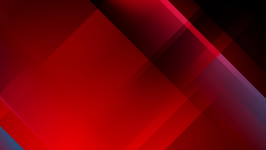 Abstract red and blue tech minimal geometric motion design seamless looping video animation ultra hd | Shutterstock HD Video #1040488922