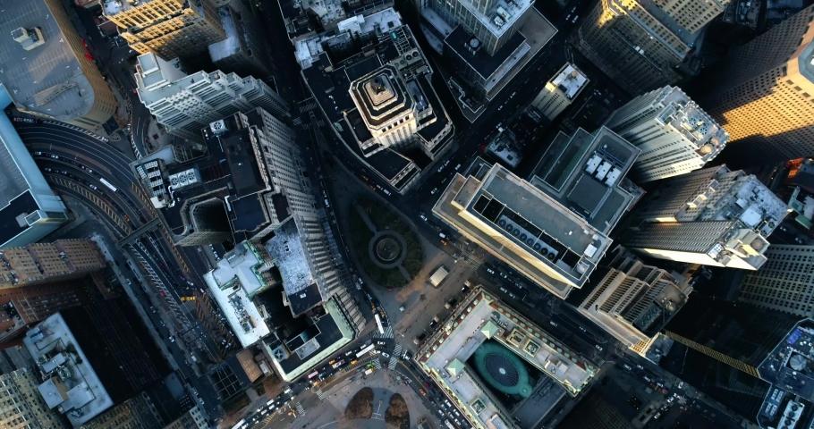 New York City Drone 4k | Shutterstock HD Video #1040794502