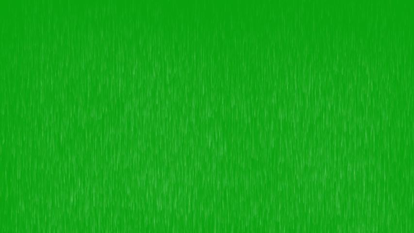 Rainfall with green screen background | Shutterstock HD Video #1041093292