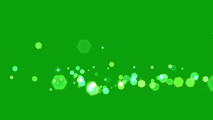 Lens sparkles with green screen background | Shutterstock HD Video #1043656972