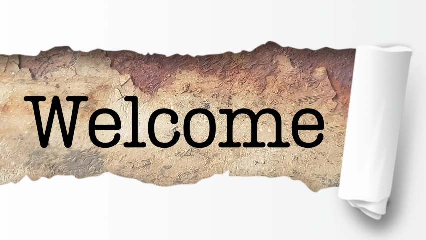 Welcome word welcoming greeting sign   Shutterstock HD Video #1044931882