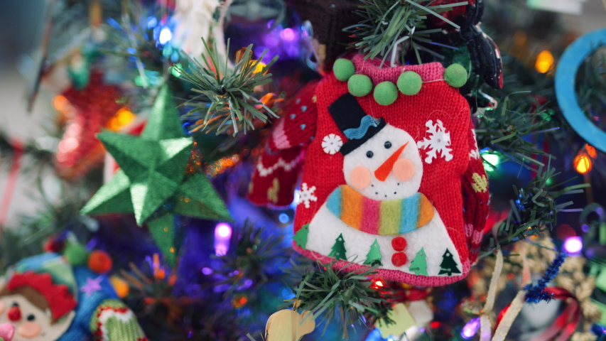 Snowman Balls Christmas Sweater