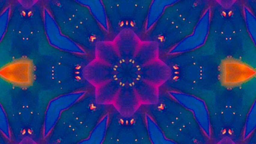 Poly Art Kaleidoscope Hypnotic Pattern Animation Footage   Shutterstock HD Video #1046948542