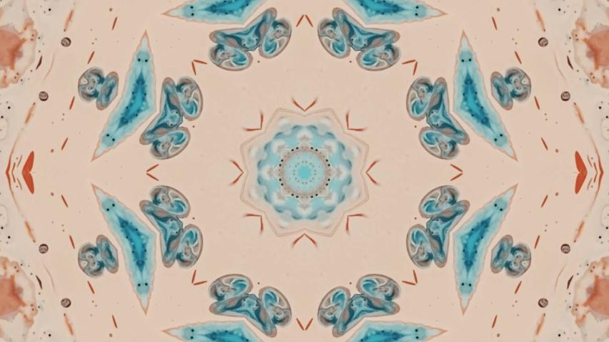 Poly Art Kaleidoscope Hypnotic Pattern Animation Footage   Shutterstock HD Video #1046948572