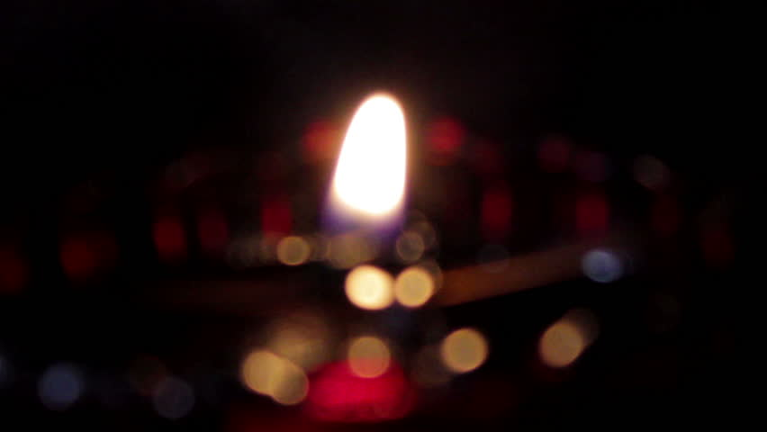 Burning candle | Shutterstock HD Video #10547792
