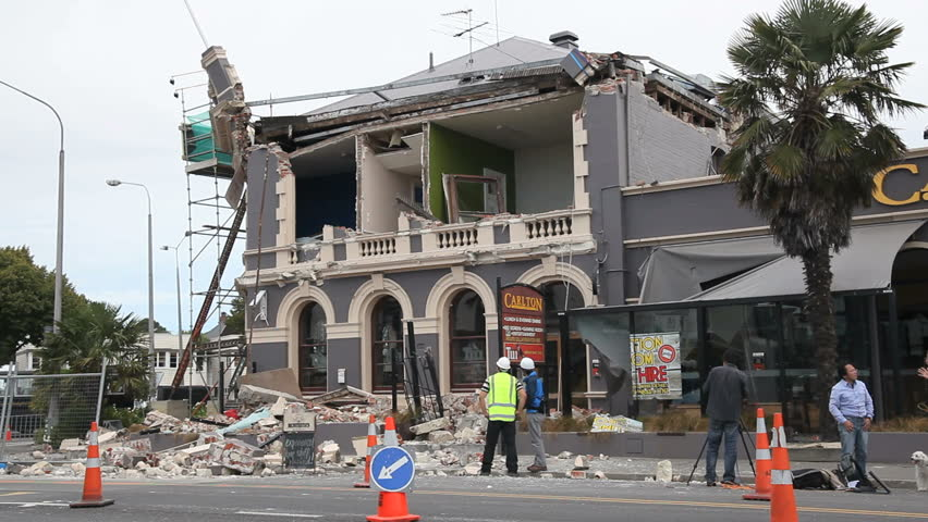 Nz Shooting Hd: FEB 26: Rubble From The Spire