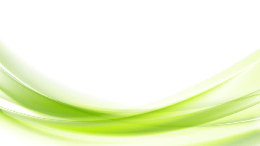 14929948d06 Green moving flowing abstract waves on white background. Blurred smooth  seamless loop design. Video animation 1920x1080