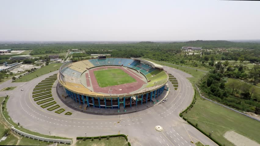 Stock Video Of Sports Complex At Islamabad 10714952 Shutterstock