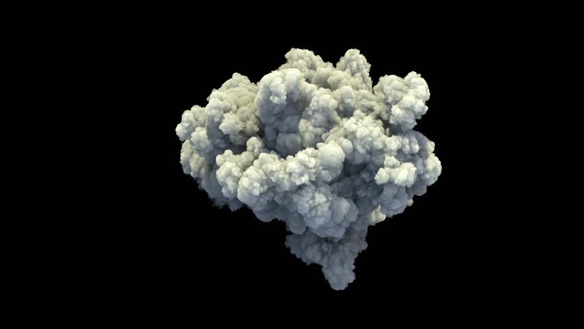 Video stock a tema 4k Slow Motion Smoke Explosion, (100% royalty free)  10785392 | Shutterstock