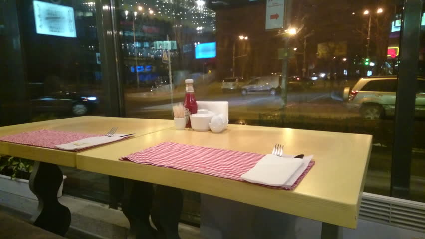 Image result for empty table restaurant