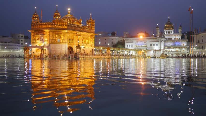 Amritsar India May 06 2015 Harmandir Stock Footage Video 100