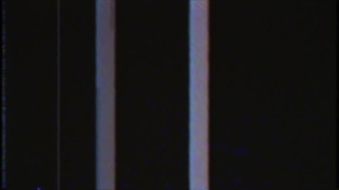Crazy video noise with vertical bars and random glitches. Noise Bar version 1 noise version 14