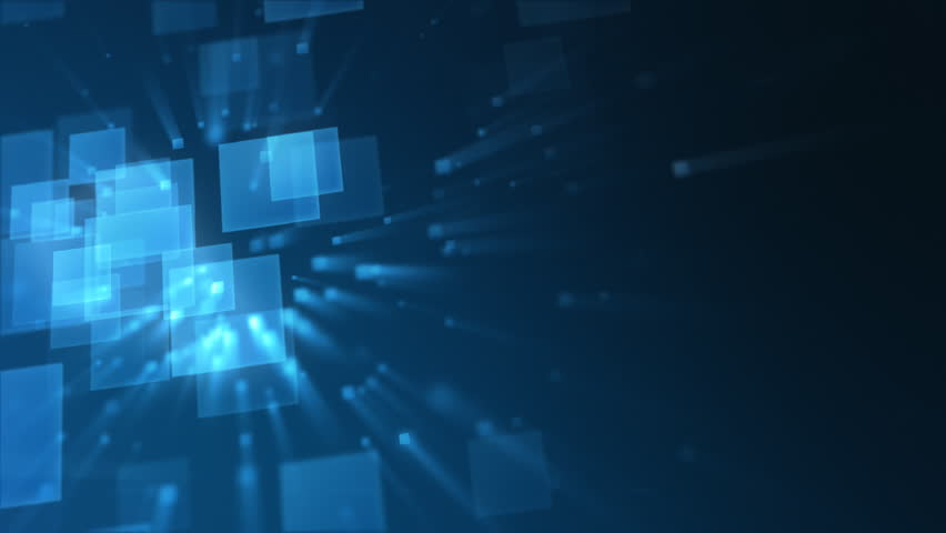 Technology Management Image: Blue Digital Background ( Series 3 + Version From 1 To 15