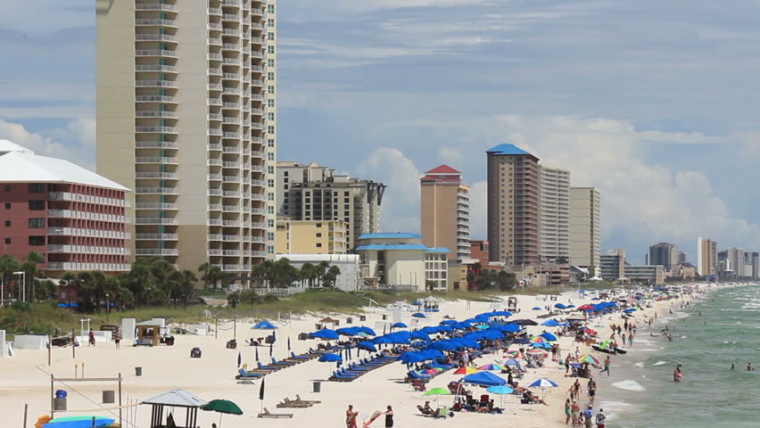 Panama City Beach Florida Stock Video Footage 4k And Hd Clips Shutterstock