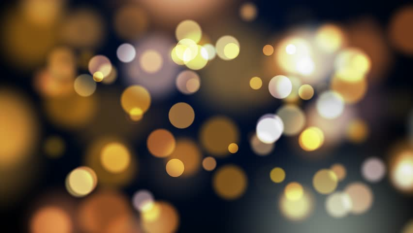 ambient abstract bokeh particles background