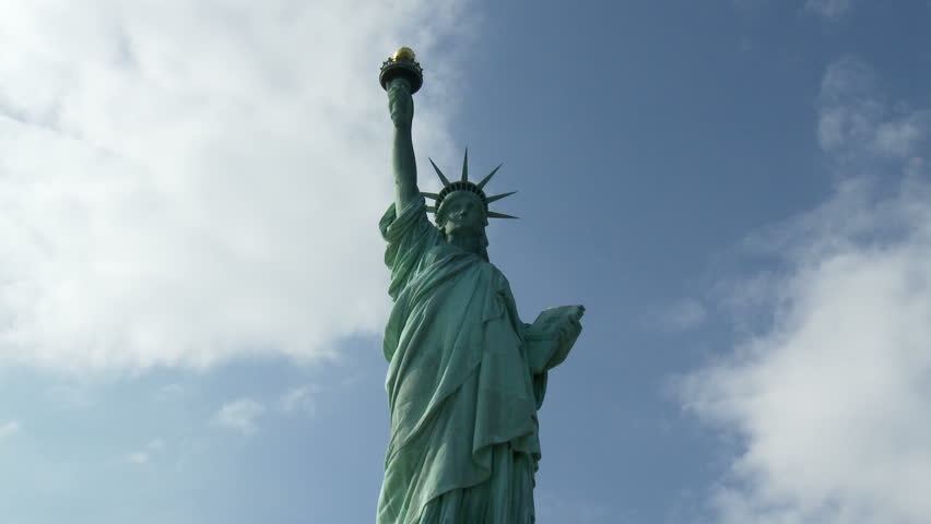 Statue of Liberty Time Lapse | Shutterstock HD Video #1143211
