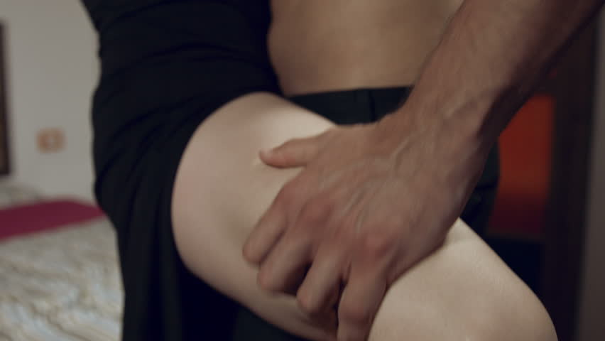 Touching leads to sex remarkable, very